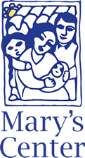 Mary's Center logo
